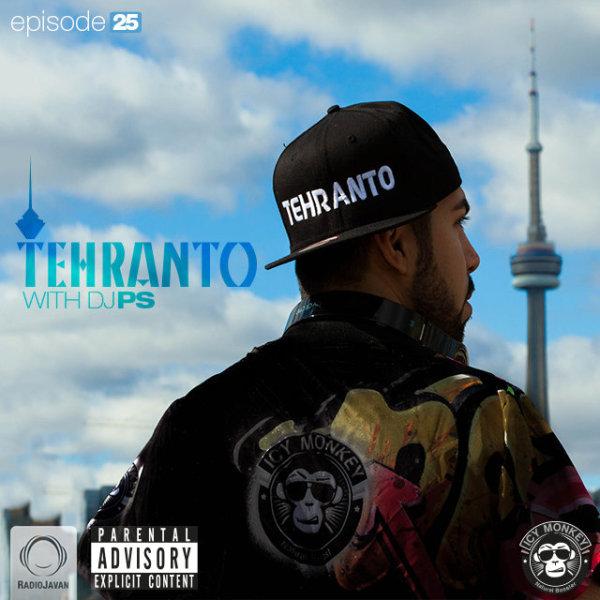 DJ PS - 'Tehranto 25'