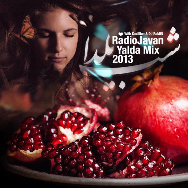 DeeJay Ramin - 'Yalda Mix 2013'